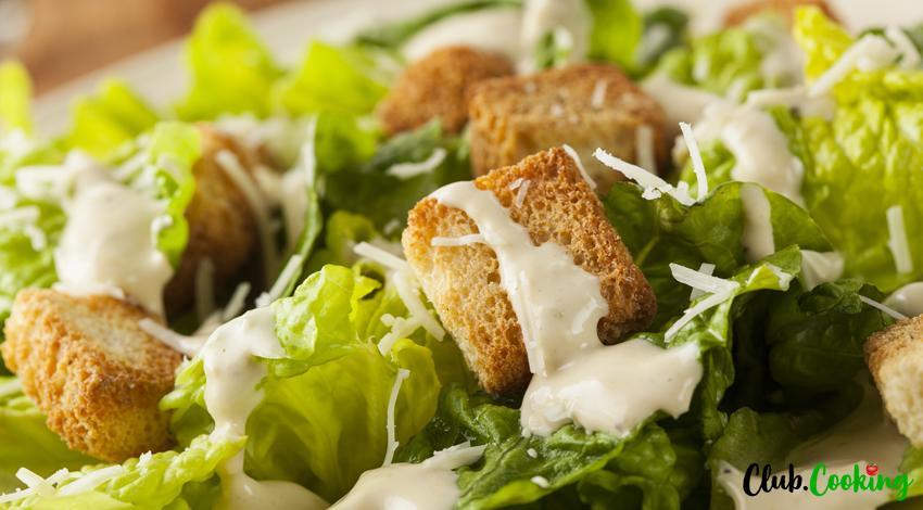 Salade César ?