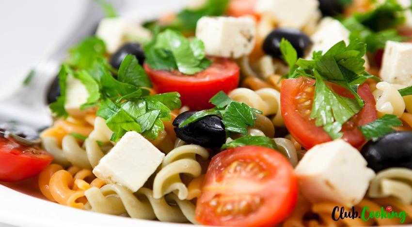 Salade de pâte à l'Italienne 🥘