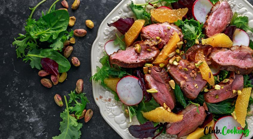 Salade Périgourdine 🥘