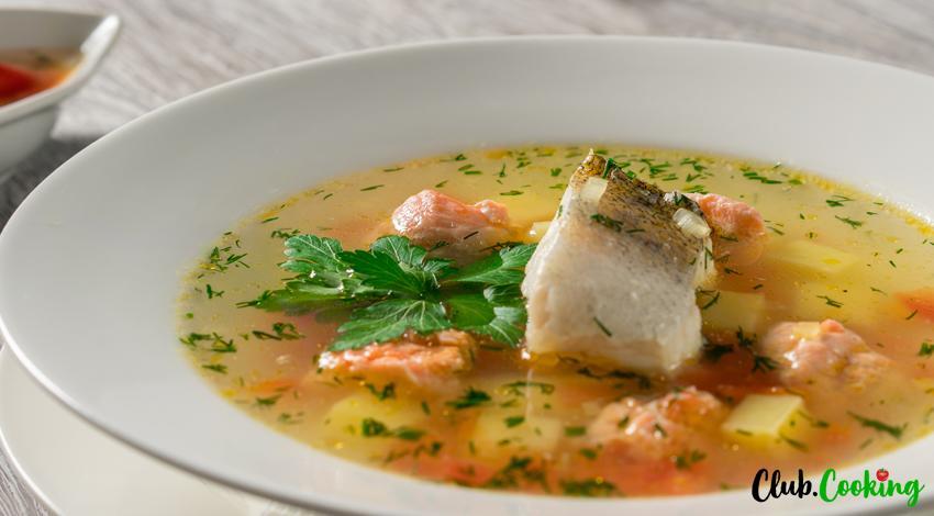 Soupe de poisson 🥘