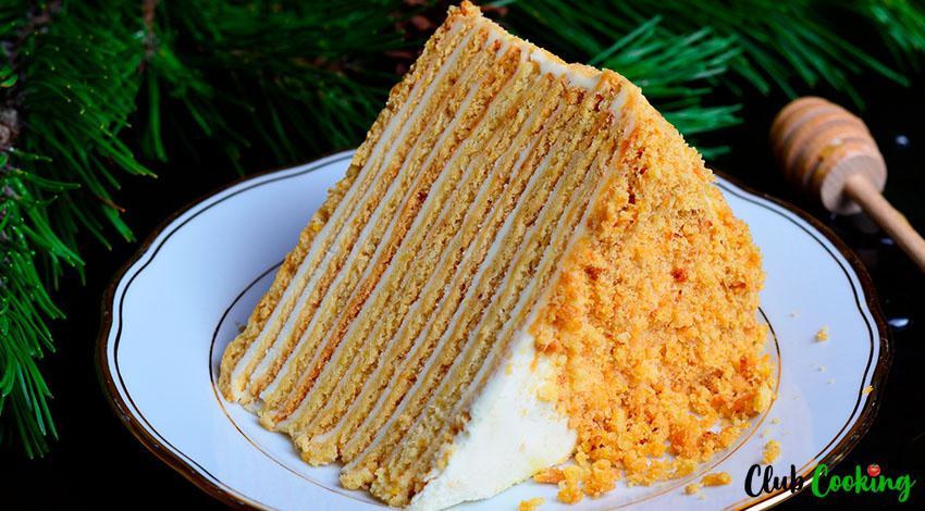 Russian Honey Cake ?