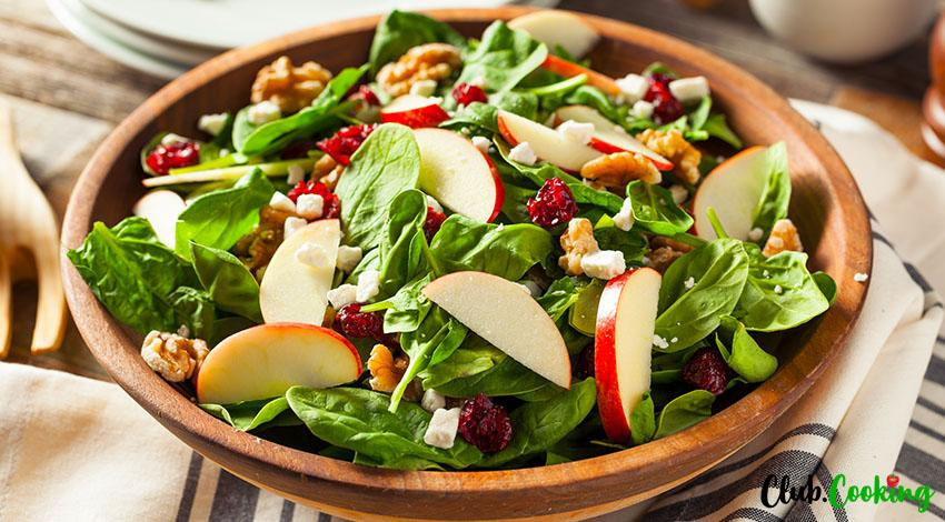 Apple Salad 🥘