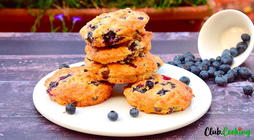 Blueberry Cookies ?
