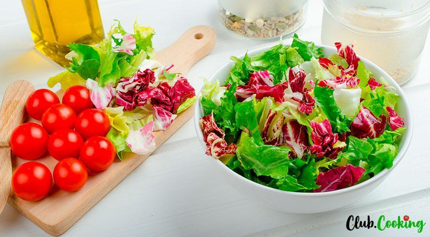Chicory Salad 🥘