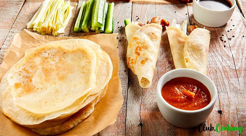 Chinese Pancakes 🥘