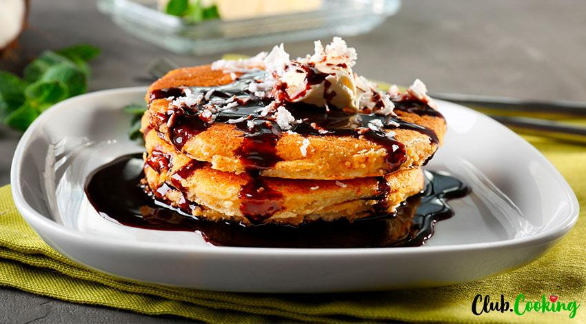 Dairy-Free Pancakes ?