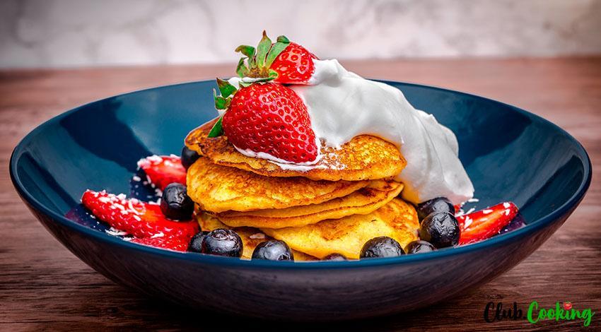 Gluten-Free Pancakes 🥘