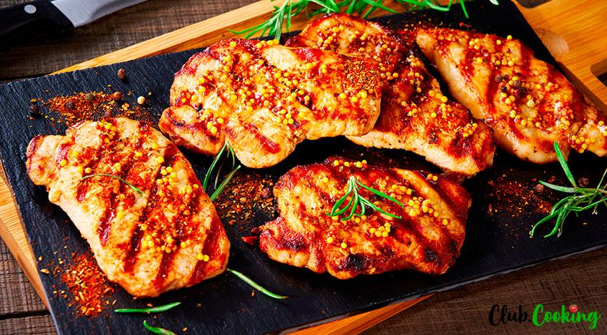 Grilled Pork Loin ?
