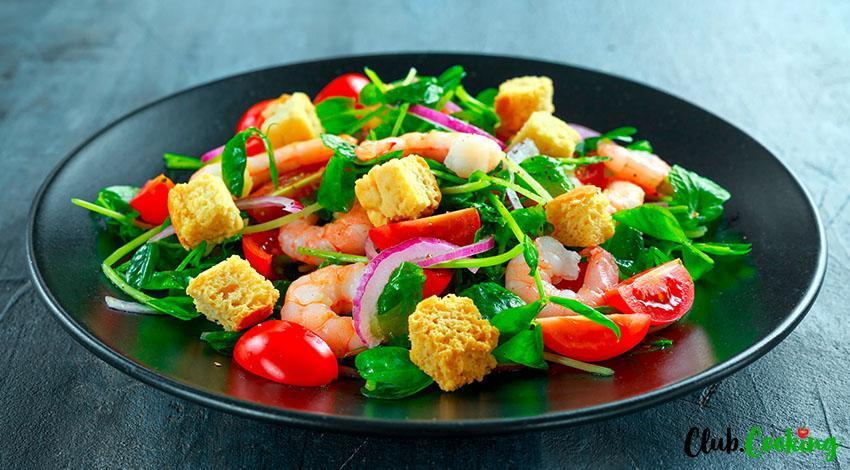 Krab Salad 🥘