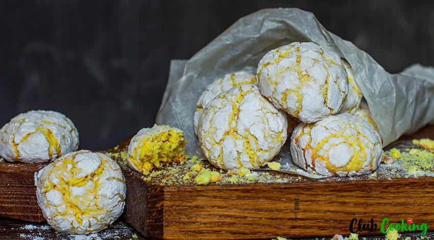 Lemon Ricotta Cookies ?