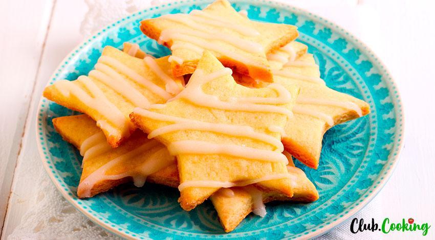 Lemon Shortbread Cookies ?