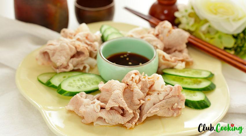 Moo Shu Pork 🥘
