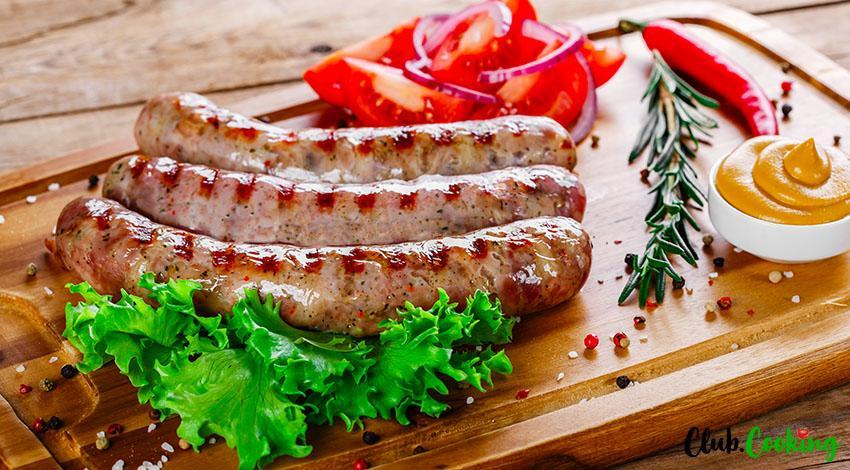 Pork Sausage 🥘