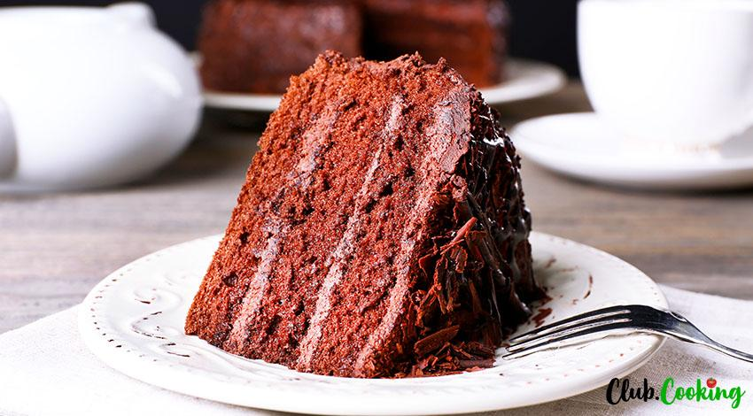 Portillo's Chocolate Cake ?