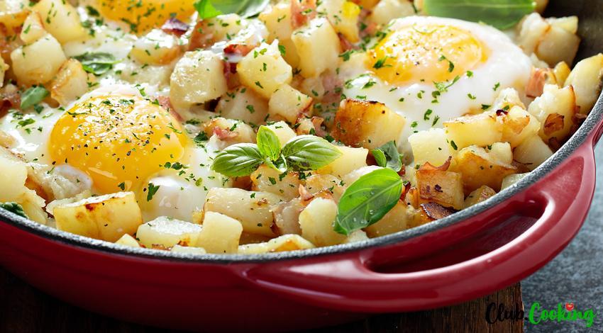 Potato Hash ?