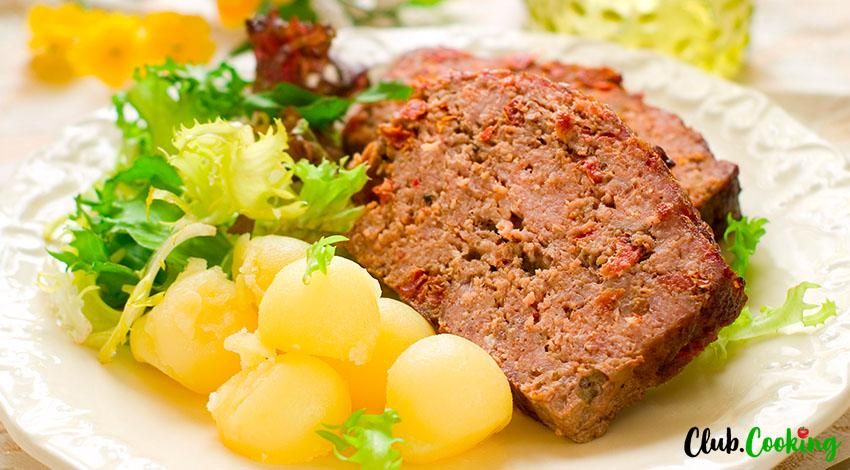 Quaker Oats Meatloaf 🥘