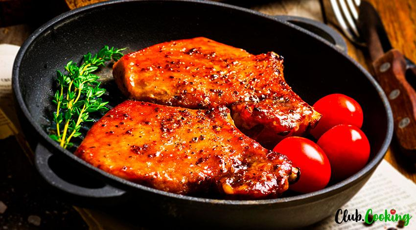 Ranch Pork Chops 🥘