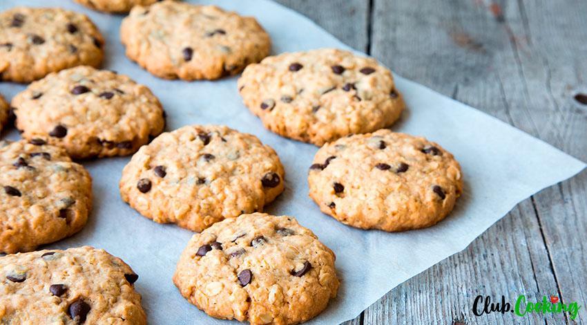 Ranger Cookies 🥘