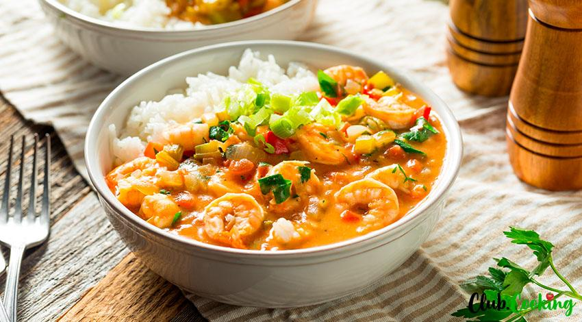 Shrimp Ettouffee 🥘