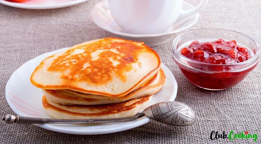 Silver Dollar Pancakes 🥘