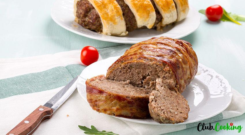 Southern Meatloaf 🥘