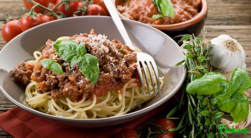 Spaghetti Bolognese 🥘
