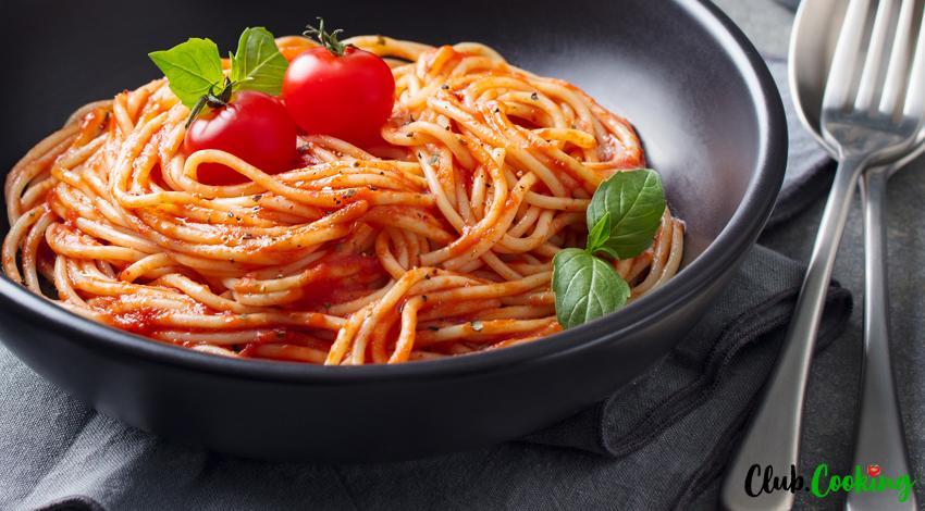 Spaghetti Recipe 🥘