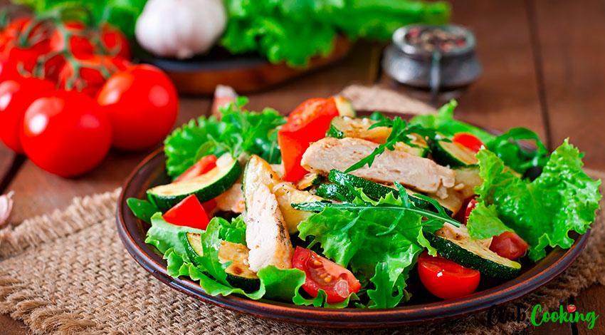 Spanish Salad 🥘