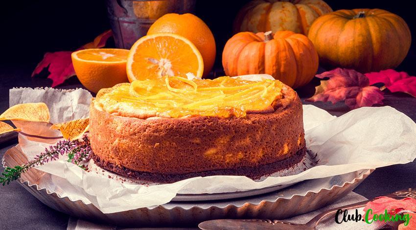 Sweet Potato Cheesecake 🥘