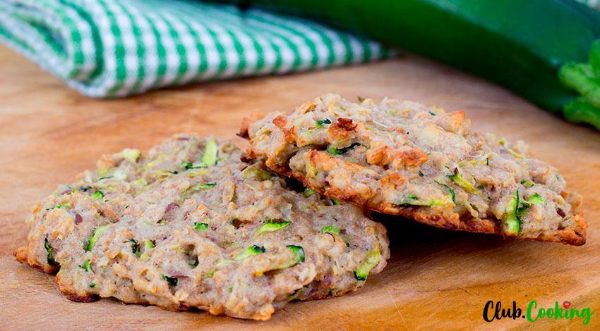 Zucchini Cookies 🥘