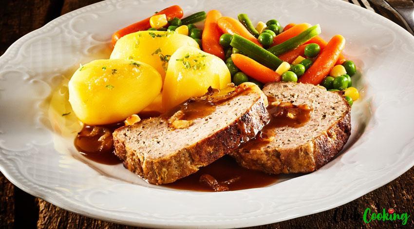 BBQ Meatloaf 🥘