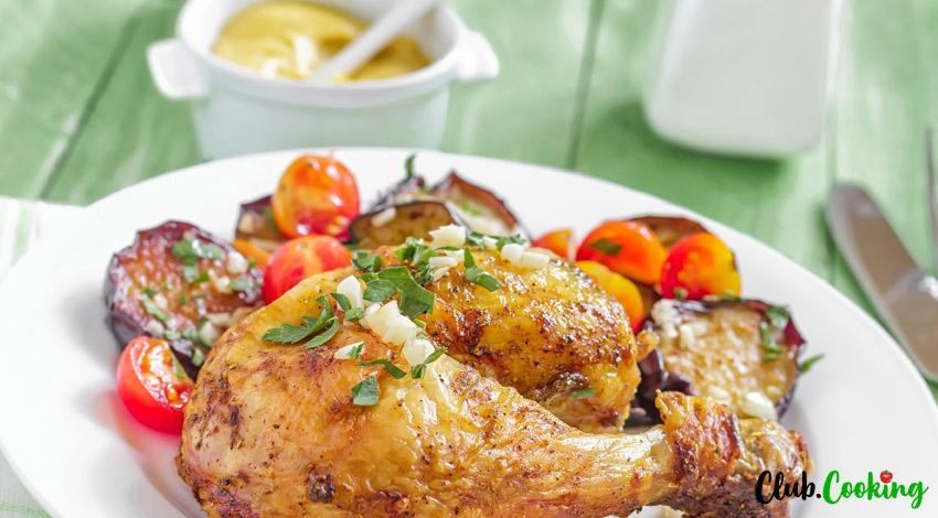 How To Bake Chicken Thighs ?