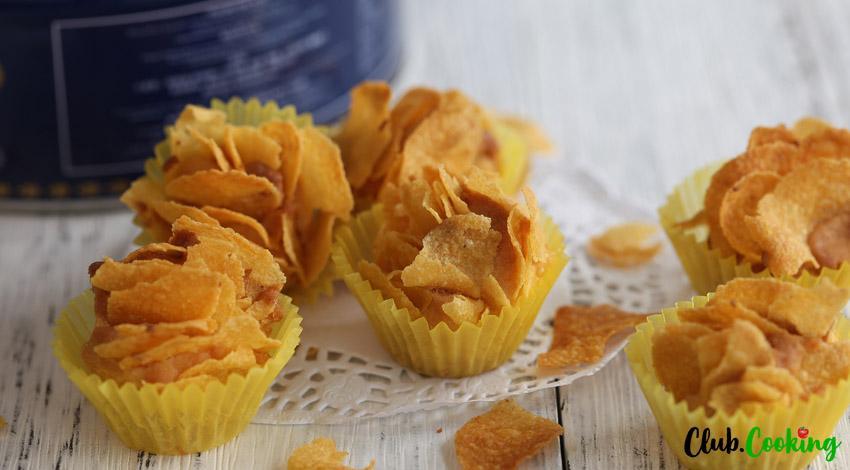 Cornflake Cookies 🥘