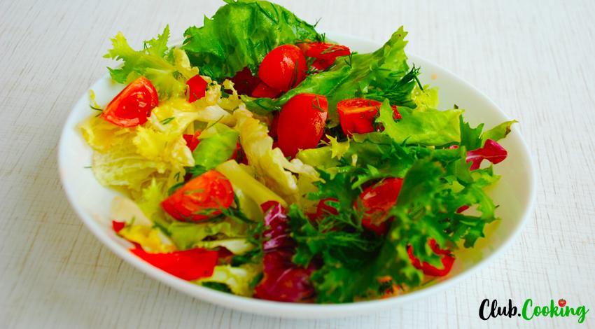 Salade Сomposée 🥗