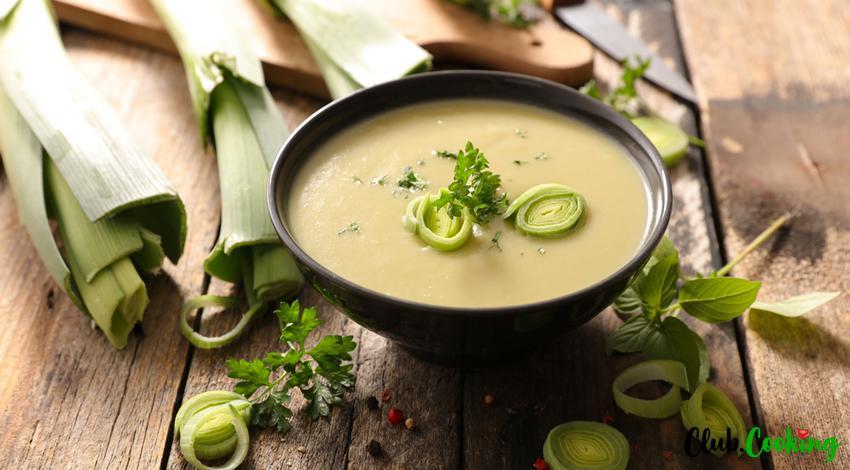 Soupe de Poireaux 🥘