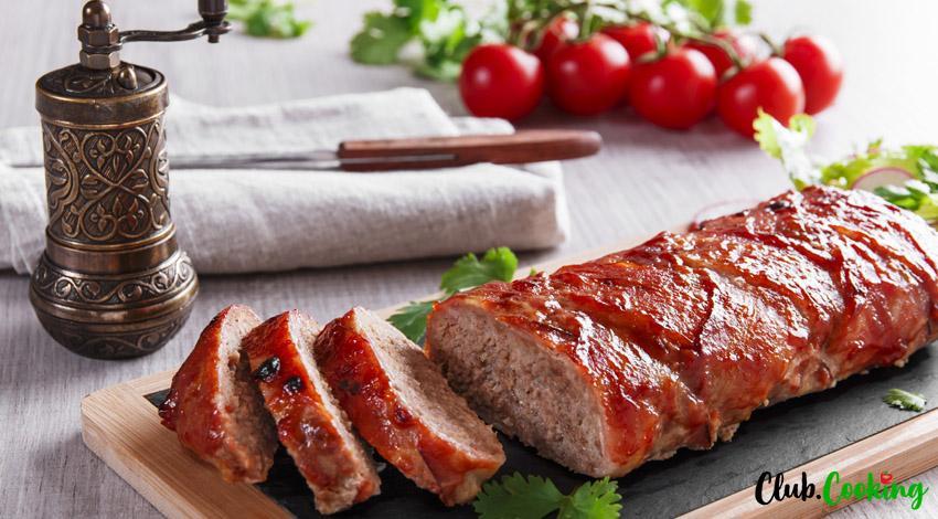 Low Сarb Meatloaf 🥘