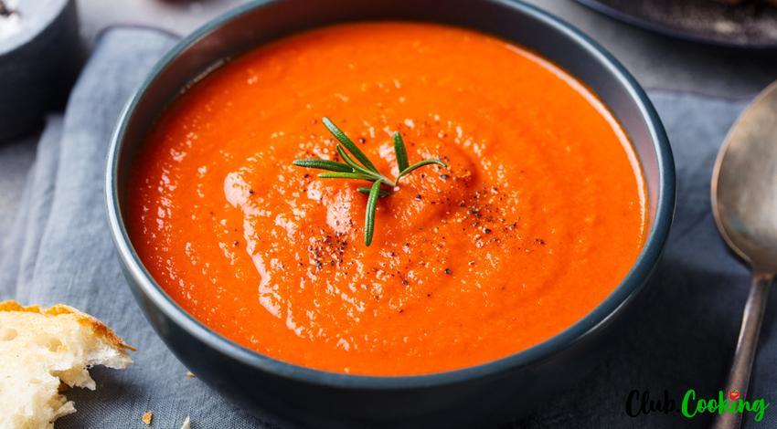 Soupe de Tomates 🥘