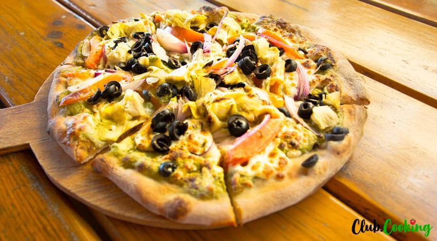 Artichoke Pizza ?