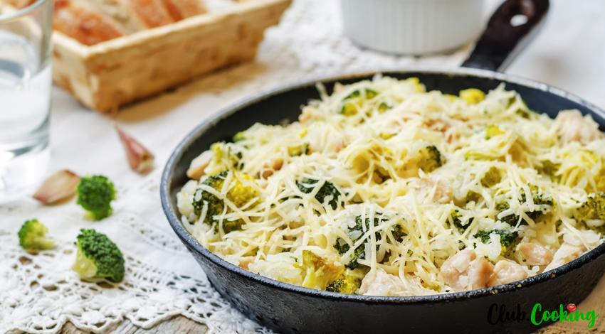 Chicken Broccoli Casserole 🥘