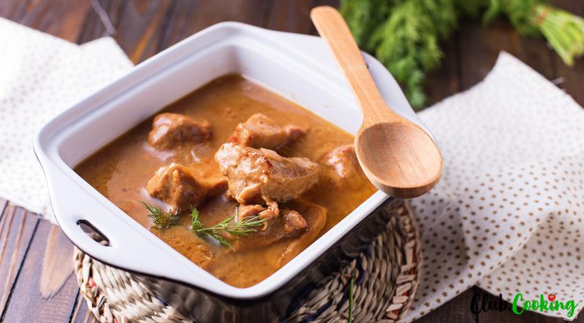 Chicken Gravy 🥘