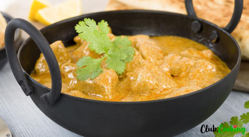 Chicken Korma 🥘