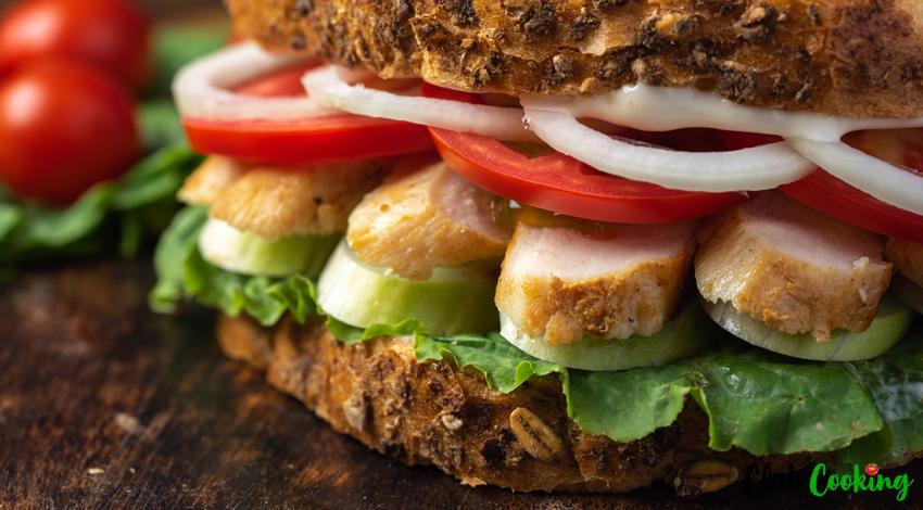 Chicken Sandwich 🥘