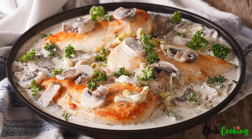 Chicken Scallopini 🥘
