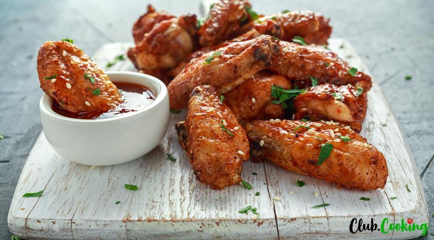 Fried Chicken Wings 🥘