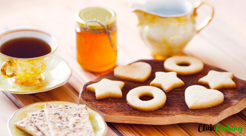 Honey Cookies 🥘