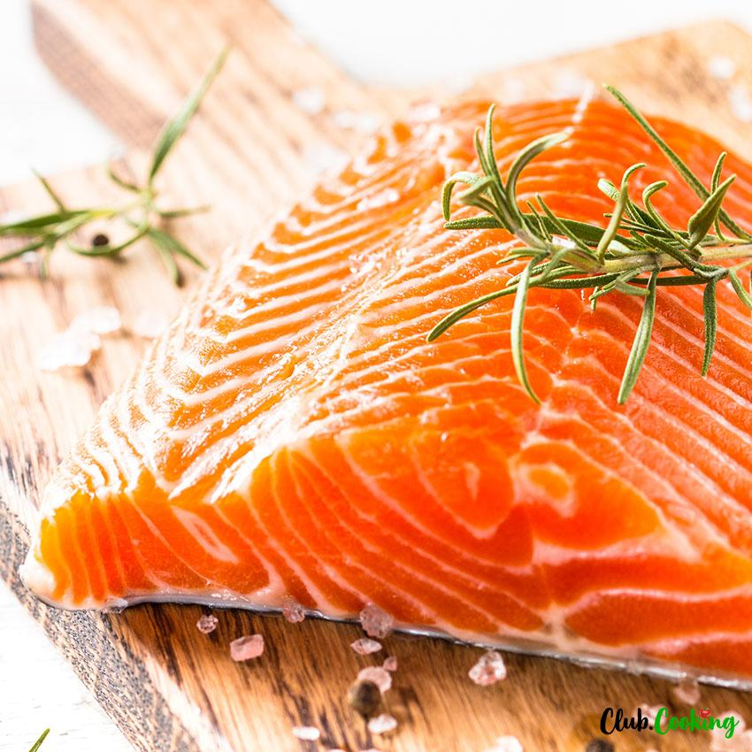 How To Cook Frozen Salmon 🥘 Recipe