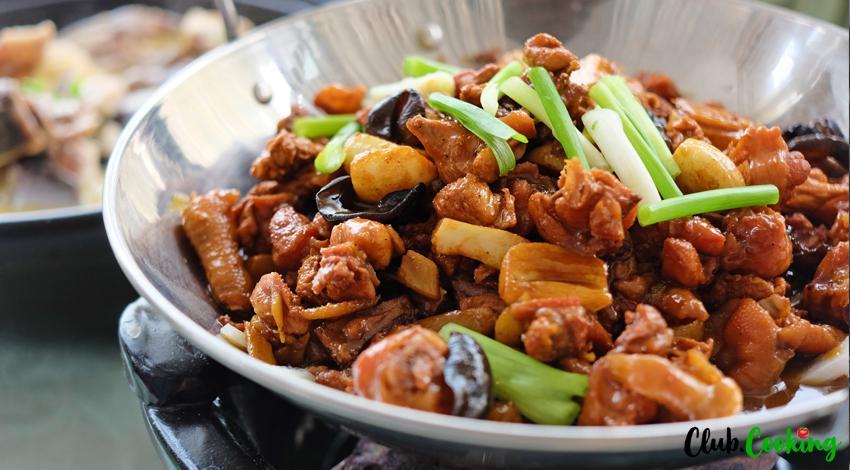 Hunan Chicken 🥘