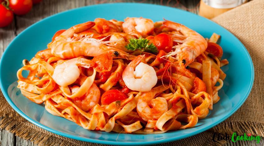 Linguine Pasta 🥘