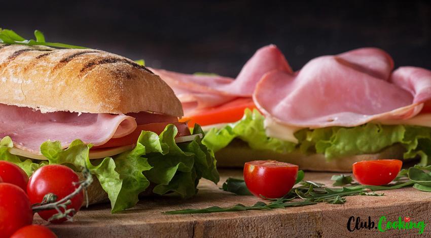 Panini Bread 🥘