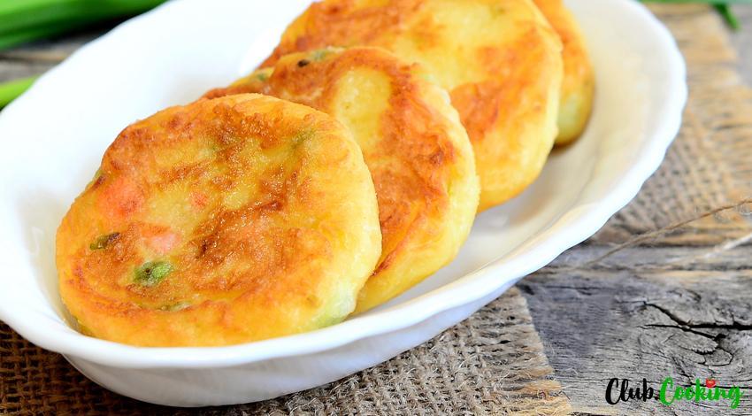 Potato Cake 🥘